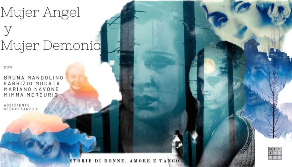 "Reading-Concerto-Spettacolo ""Mujer Angel y Mujer Demonio"